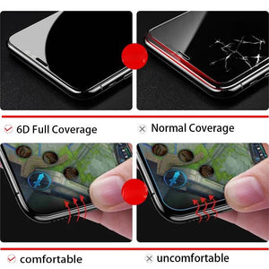 6D Full Coverage Screen Protector for Iphone