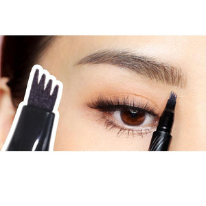 Lasting Waterproof Precise Eyebrow Tattoo Pen 2pcs