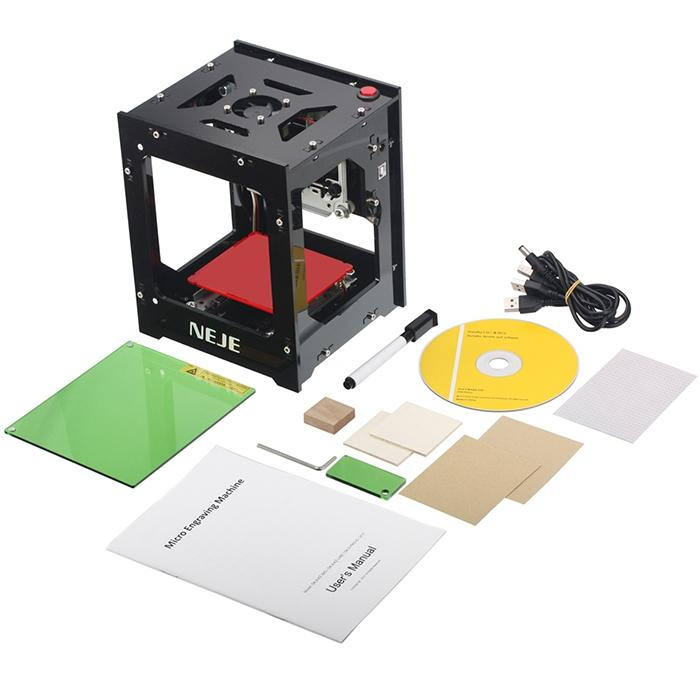 High Speed USB Laser Engraver