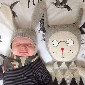 Ultra Cute Baby Knitted Hat