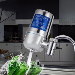 2 in 1 Household Kitchen Faucet Tap Filter Water Purifier