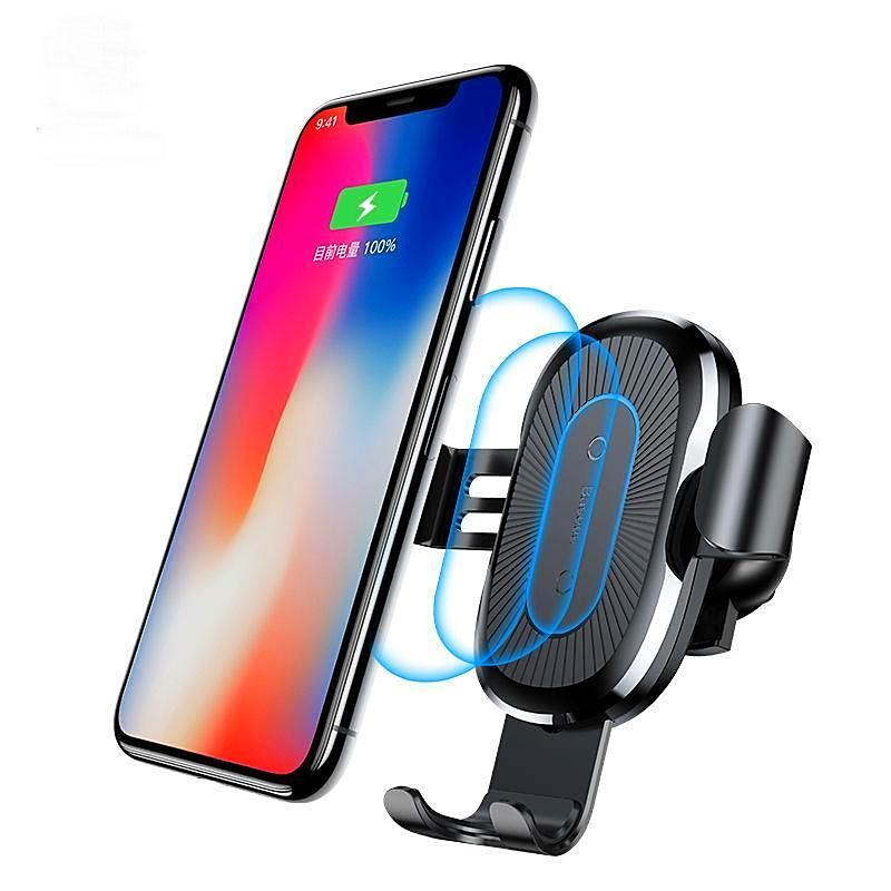 Smartphone Wireless Charger Car Mount