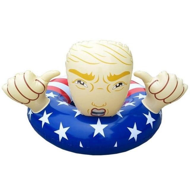 Inflatable Donald Trump Pool Float
