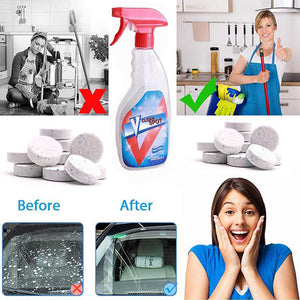 Multifunctional Effervescent Spray Cleaner(1 Set)