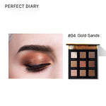 Light Shadow Star River 9 Color Eyeshadow