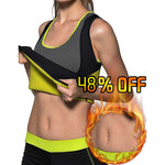 Neoprene Sweat Weight Loss Vest/ Shapewear