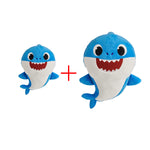 Music Shark Plush Children's Toy