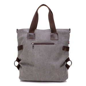 Women Vintage Canvas Tote Bags