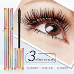 4D Starry Sky Long Thick Curling Quick-Drying Waterproof Mascara