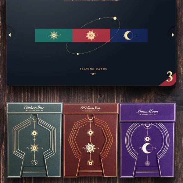 Eluxe Edition of Tarot/Playing Cards