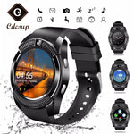 V8 Bluetooth Waterproof Touch Screen Wrist Smart Watch