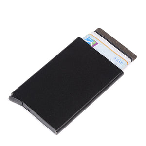 The coolest RFID antimagnetic ultra-thin pop-up card package - Easy to use