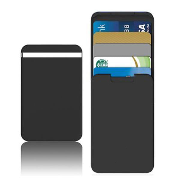 Prevent degaussing RFID sliding card package/wallet - Easy to use