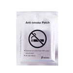 Smoking cessation treatment patch