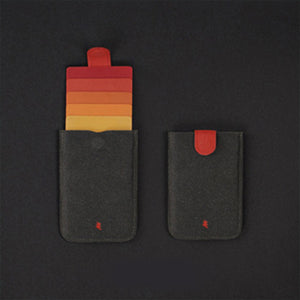 Portable Pullable Wallet / Card Package - Easy To Use