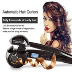 The Hottest Air Curler Spin N Curl Rotating