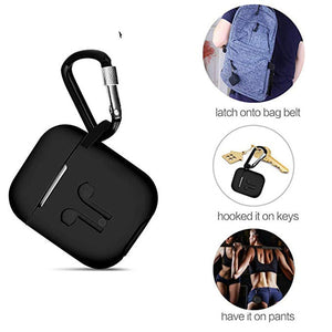 5 Piece/Airpods Accessories Kits Protective Silicone Cover