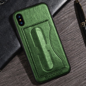 3 in 1 Phone case / Card slot / Magnetic Mobile phone holder for iphone