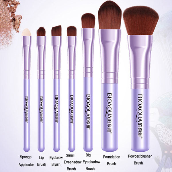 Fashion Makeup Brush Set