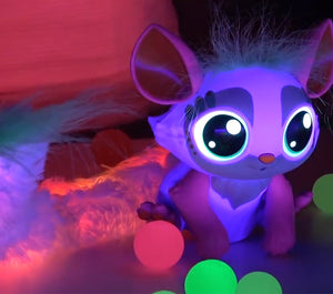 Smart Gleemerz Interactive toy - Adjust the light by voice or touch