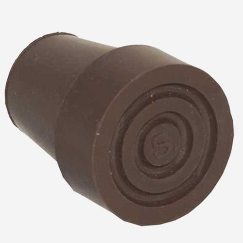 Cane Tip - Brown