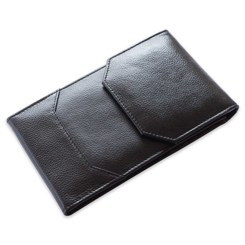 Leather Passport Sling