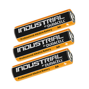 AA Batteries - Duracell pack of 3