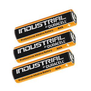 AAA Batteries - Duracell pack of 3
