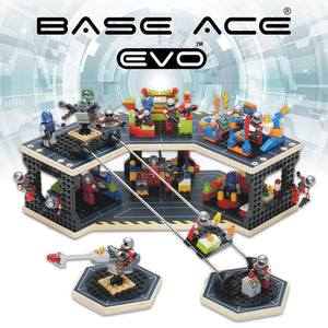 Base Ace EVO kit 3D Play Platform for LEGO mini figures