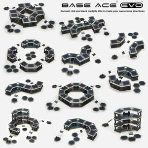 Base Ace EVO kit multiple combinations