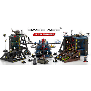 Base Ace 3D Play Platforms