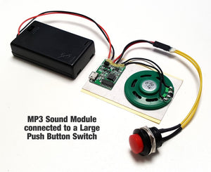 Sound Chip sound button
