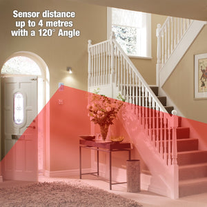 Talking PIR Motion Sensor Dementia Aid