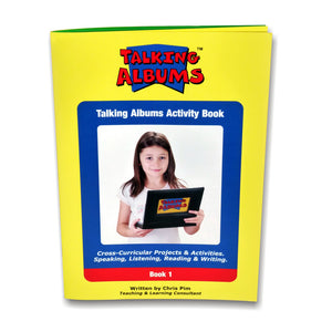 Talking Photo Albums Activity Book