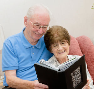 Talking Memory Book Dementia Aid memory loss