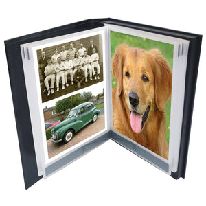 Memory Book stimulating memories reminiscence therapy memory loss