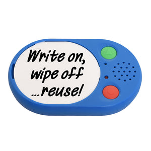 Voice Pad Dry Wipe Inserts by Talking Products
