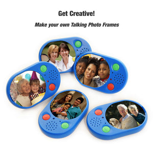 Voice Pad Dementia Aid Talking Photo Frame