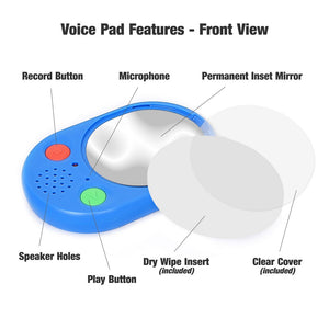 Voice Pad Features. Talking Products