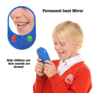 Voice Pad Inset Mirror for Phonics by Talking Products