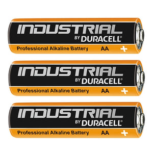AA batteries - Set of 3 - Duracell