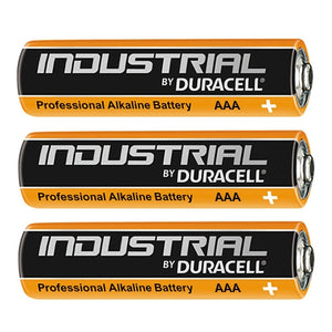 Batteries AAA - Pack of 3