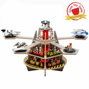 Base Ace 3D Play Platform for LEGO Star Wars mini figures