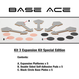 Base Ace Kit 3 Expansion Pack contents