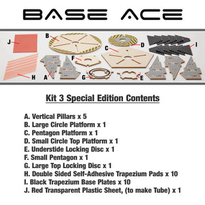 Base Ace Kit 3 Special Edition with Expansion Kit - DAMAGED RETAIL BOX