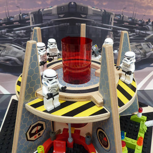 Base Ace 3D Play Platform Kit 3 for LEGO Star Wars mini figures