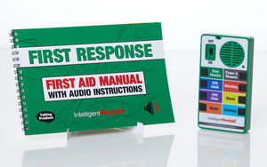 Talking First Aid Kit Audio Instructions and manual