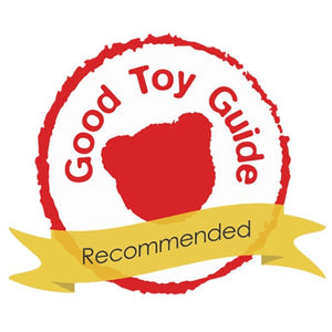 Good Toy Guide Logo Base Ace