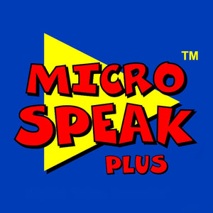 Micro-Speak Plus Logo
