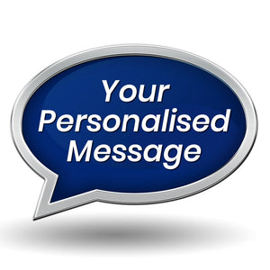 Personalised Message sound file MP3 download pre-record transfer